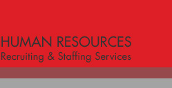 Human Resources. Recruiting and Staffing Services